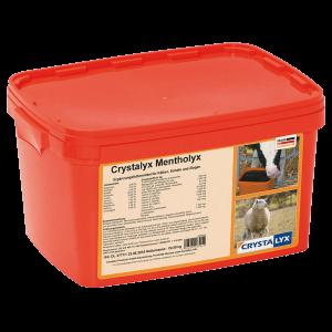 Crystalyx Mentholyx energiatakarmány 22,5 kg