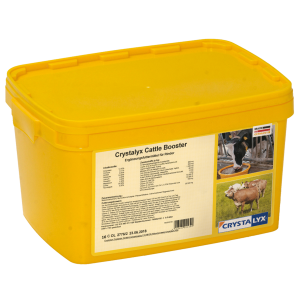 CRYSTALYX Cattle Booster energiatakarmány 22,5 kg