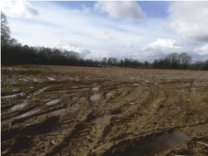 Talajjavítás tömörödött talaj